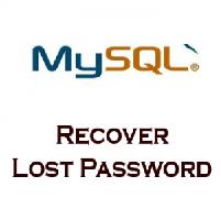 mysql-root-password-recover
