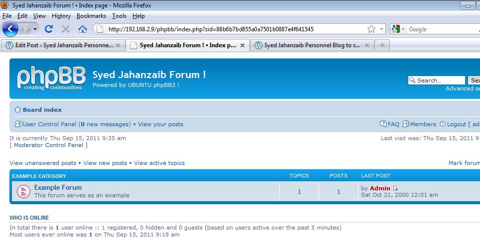 forum phpbb2