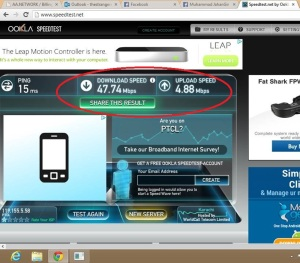 ptcl_speed_test