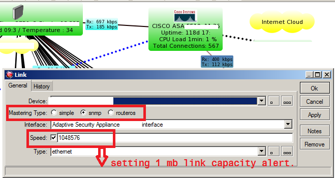 Monitoring Network with the DUDE (PC x86 or Mikrotik NPK Ver) | Syed