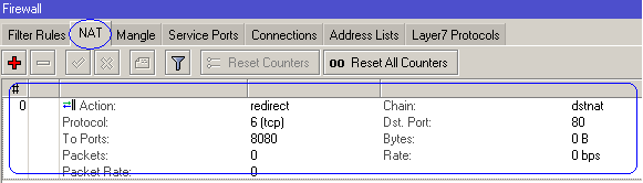 Howto Enable Mikrotik Routeros Web Proxy Transparent Mode Syed
