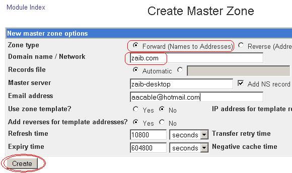 data sgp master zone