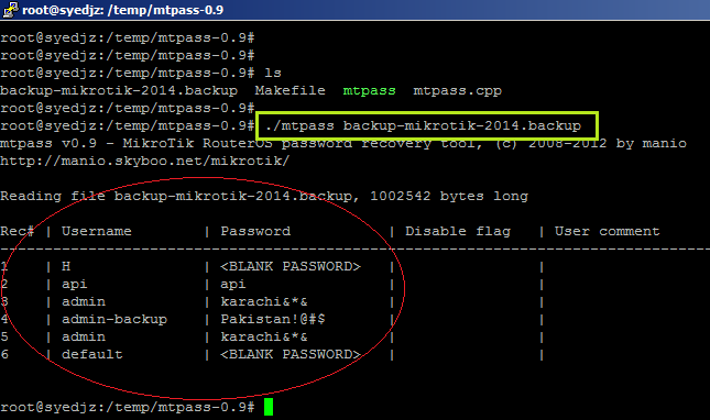 Howto Recover Mikrotik ADMIN account Forgotten Password | Syed