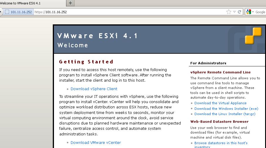 vmware esxi 5.1 licence key