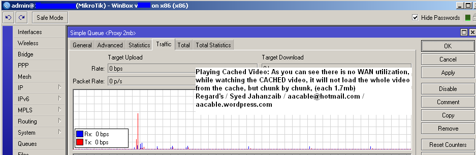 Youtube caching with SQUID 2.7 [using storeurl.pl] (3/6)
