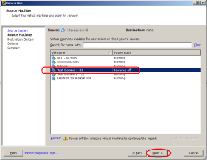 4- select source-vm-hyperv