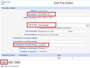 8- Create File Editor for message -2