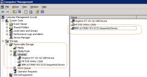 Ibm Ult3580 Hh6 Scsi Sequential Device Driver Details