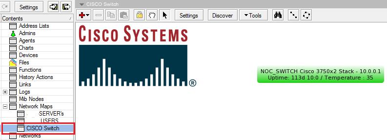 Monitor Switch Ports Up/Down Status via Mikrotik Dude