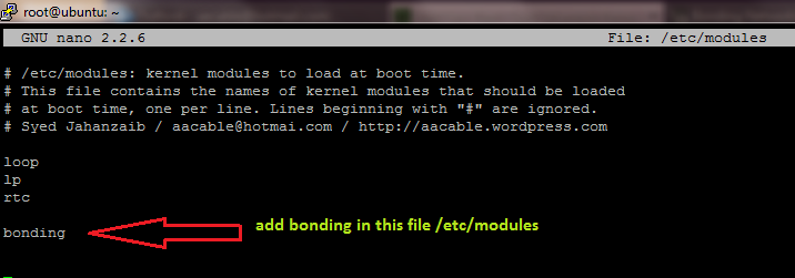 1- modules