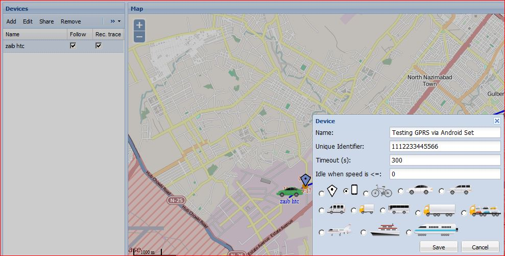 Create Your OWN GPS base Vehicle/Fleet Tracking Management