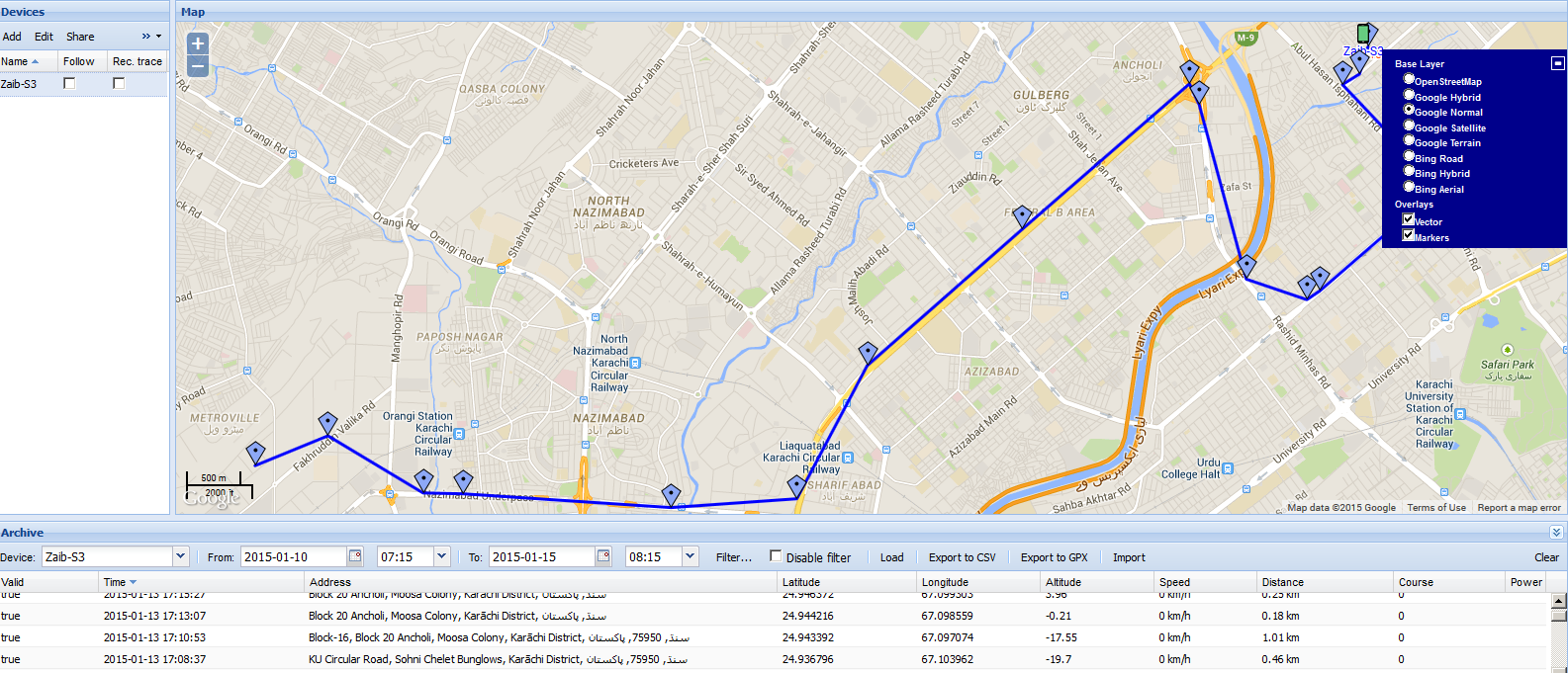 Create Your OWN GPS base Vehicle/Fleet Tracking Management System in