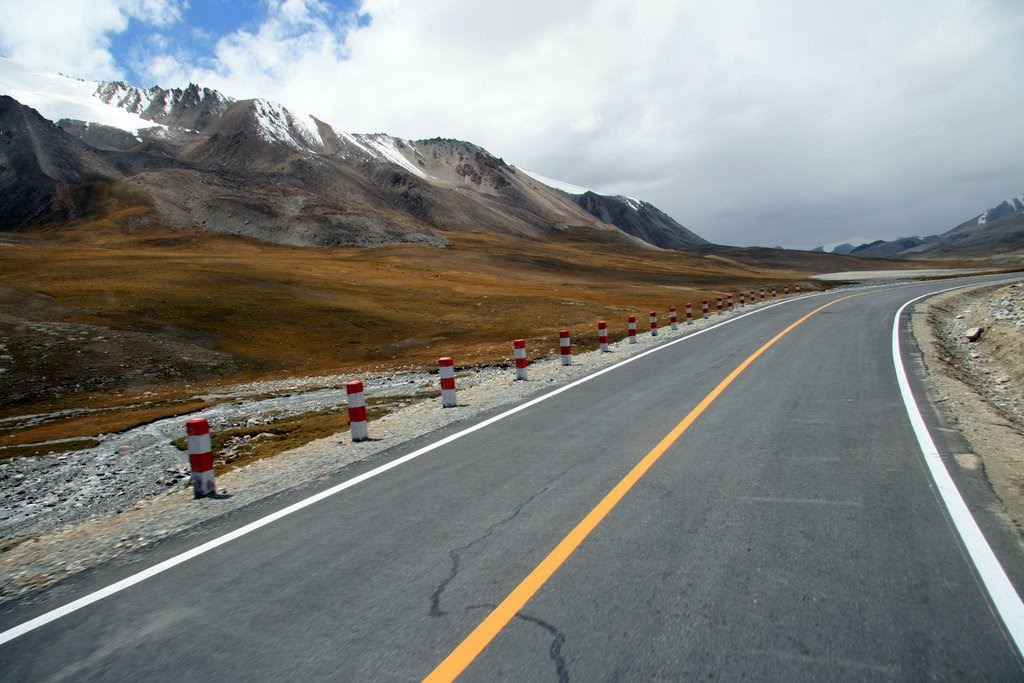 Khunjerab - Pass Route / Beautiful PAKISTAN :) / zaib