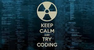 keep calm n coding