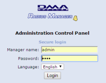 dma-login-ok