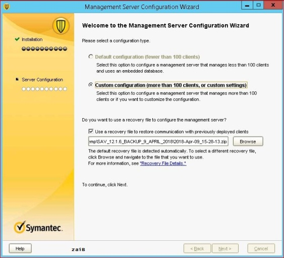 symantec endpoint protection v14 compatibility