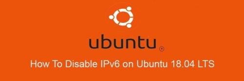 disable-ipv6-on-ubuntu